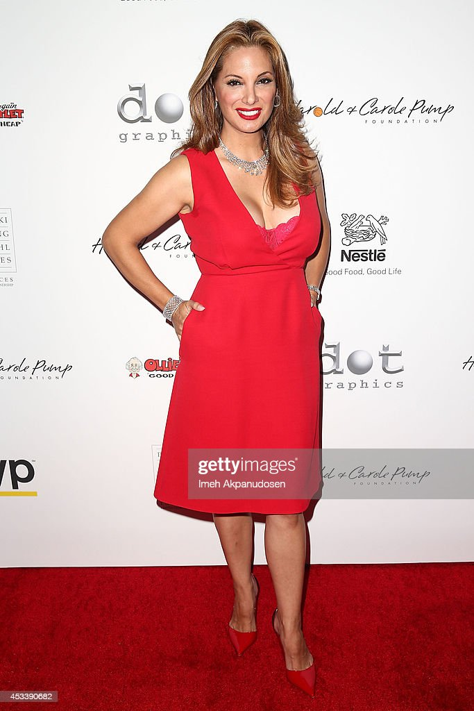 Actress <a gi-track='captionPersonalityLinkClicked' href=/galleries/search?phrase=Alex+Meneses&family=editorial&specificpeople=837191 ng-click='$event.stopPropagation()'>Alex Meneses</a> attends the 14th Annual Harold & Carole Pump Foundation Gala at the Hyatt Regency Century Plaza on August 8, 2014 in Century City, California.