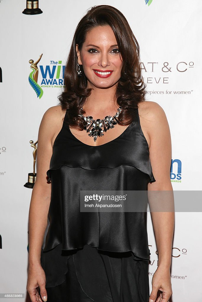 Actress Alex Meneses attends the 2013 Women's Image Awards at Santa Monica Bay Womans Club on December 11, 2013 in Santa Monica, California.