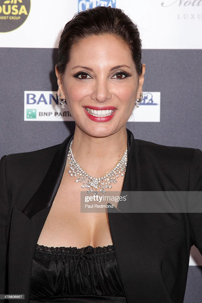 Actress Alex Meneses attends the 9th Annual L.A. Italia Film, Fashion And Art's Festival - Closing Night Awards Ceremony at TCL Chinese Theatre on February 28, 2014 in Hollywood, California.