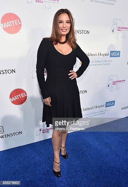 Actress Alex Meneses attends the Kaleidoscope Ball at 3LABS on May 21 2016 in Culver City California