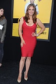 Actress Alex Meneses attends the Warner Bros Pictures premiere of 'Central Intelligence' held at Regency Village Theater on June 10 2016 in Westwood...