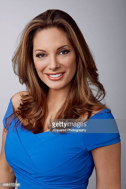Actress Alex Meneses of NBC's 'Telenovela' is photographed for on November 18 2015 in Burbank California