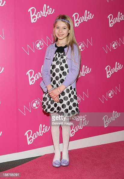 Actress Alexa Gerasimovich attends the...