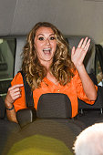 Actress Alexa Vega leaves the 'Good Morning America' taping at the ABC Times Square Studios on September 2 2015 in New York City