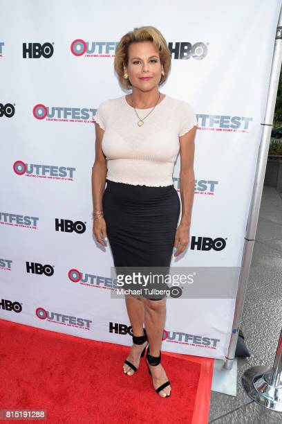 Actress Alexandra Billings attends a screening of Amazon's 'Transparent' Season 4 at the 2017 Outfest Los Angeles LGBT Film Festival at Director's...