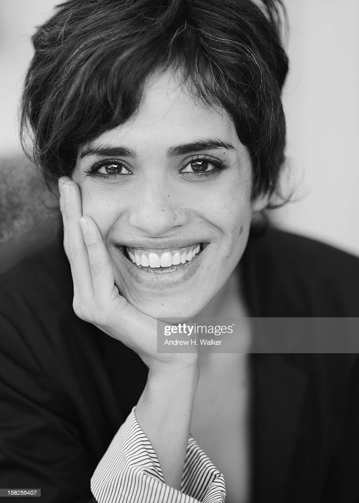 Actress Alexandra Kuhwagi during a portrait session on day four of the 9th Annual Dubai International Film Festival held at the Madinat Jumeriah Complex on December 12, 2012 in Dubai, United Arab Emirates.