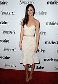Actress Alexandra Park attends the Marie Claire Fresh Faces party at Sunset Tower Hotel on April 11 2016 in West Hollywood California
