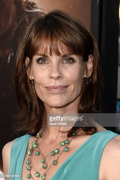 Actress Alexandra Paul attends the premiere of Universal Pictures' 'Riddick' at Mann Village Theatre on August 28 2013 in Westwood California