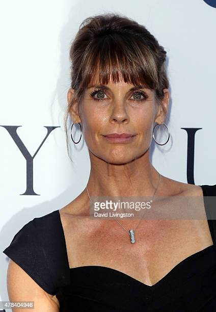 Actress Alexandra Paul attends the world premiere screening of the documentary 'Unity' at the DGA Theater on June 24 2015 in Los Angeles California