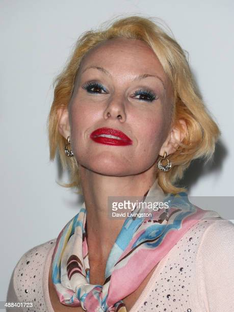 Actress Alexandra Smothers attends the premiere of Tribeca Film's 'Palo Alto' at the Directors Guild of America on May 5 2014 in Los Angeles...