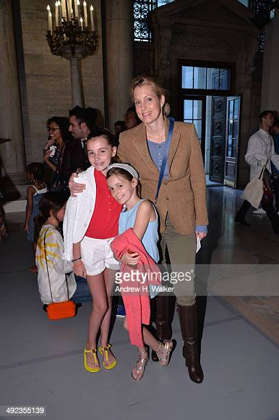 Actress Alexandra Wentworth attends the Ralph Lauren Fall 14 Children's Fashion Show in Support of Literacy at New York Public Library on May 19 2014...