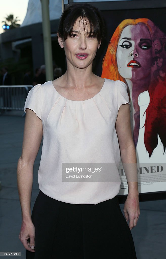 Actress Alexia Landeau attends a screening of Magnolia Pictures' 'Kiss of the Damned' at ArcLight Cinemas on April 29, 2013 in Hollywood, California.