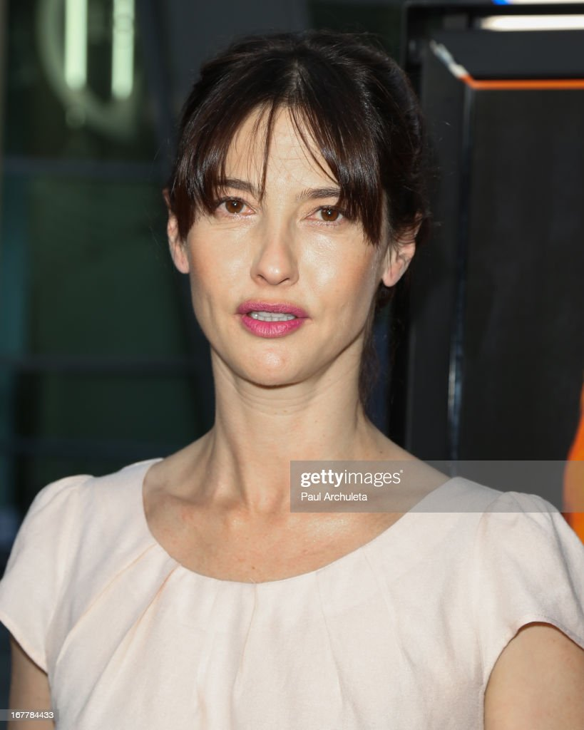 Actress <a gi-track='captionPersonalityLinkClicked' href=/galleries/search?phrase=Alexia+Landeau&family=editorial&specificpeople=3466851 ng-click='$event.stopPropagation()'>Alexia Landeau</a> attends the special screening of 'Kiss Of The Damned' at the ArcLight Hollywood on April 29, 2013 in Hollywood, California.