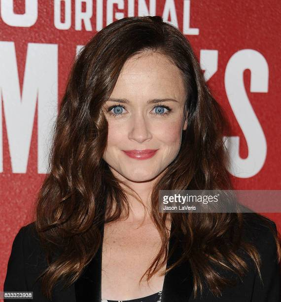 Actress Alexis Bledel attends 'The Handmaid's Tale' FYC event at DGA Theater on August 14 2017 in Los Angeles California