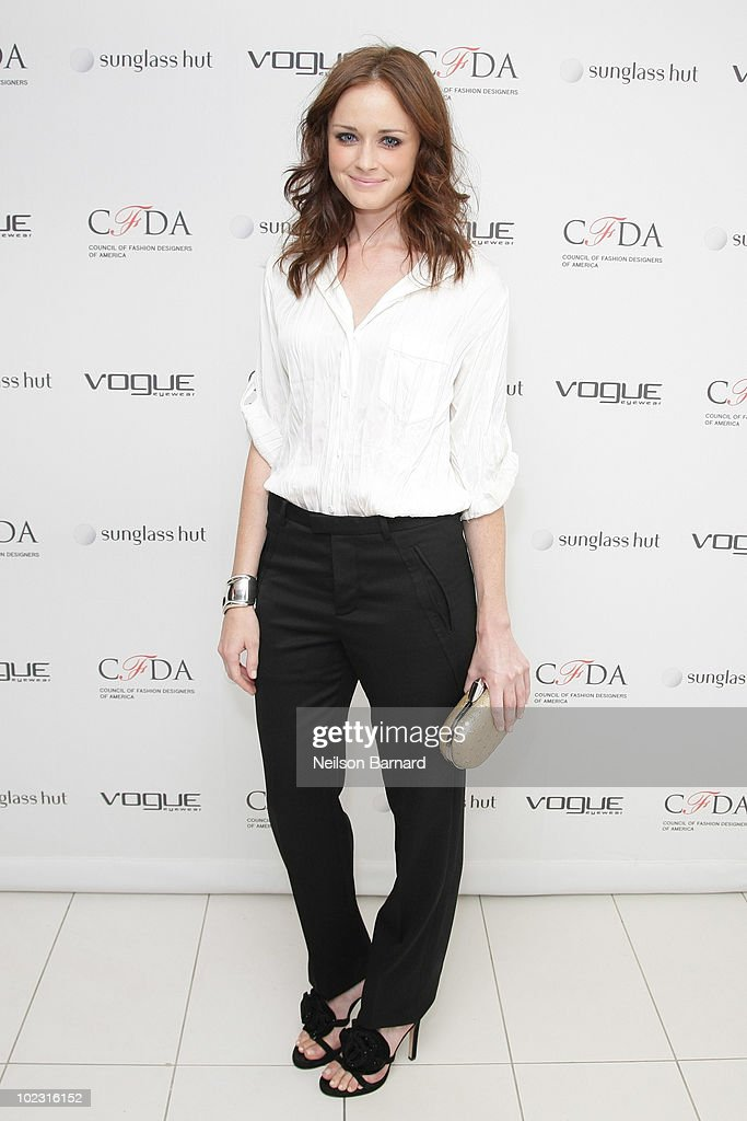 Cocktail Party Launch of Vogue Eyewear / CFDA Capsule Collection