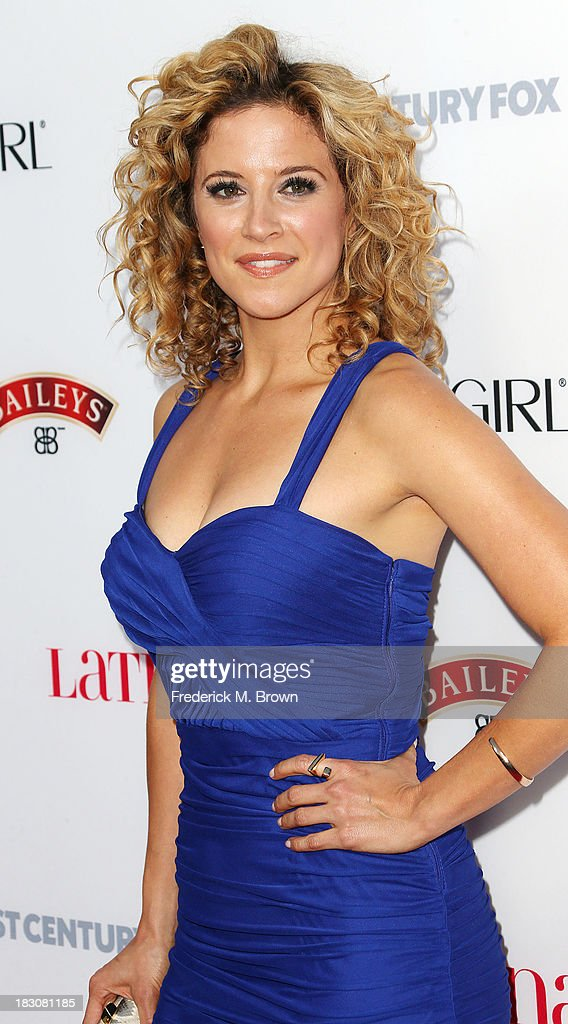 Actress Alexis Carra attends Latina Magazine's 'Hollywood Hot List' Party at The Redbury Hotel on October 3, 2013 in Hollywood, California.