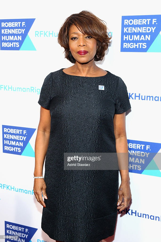 Robert F. Kennedy Human Rights Hosts The 2015 Ripple Of Hope Awards Honoring Congressman John Lewis, Apple CEO Tim Cook, Evercore Co-founder Roger Altman, And UNESCO Ambassador Marianna Vardinoyannis - Arrivals