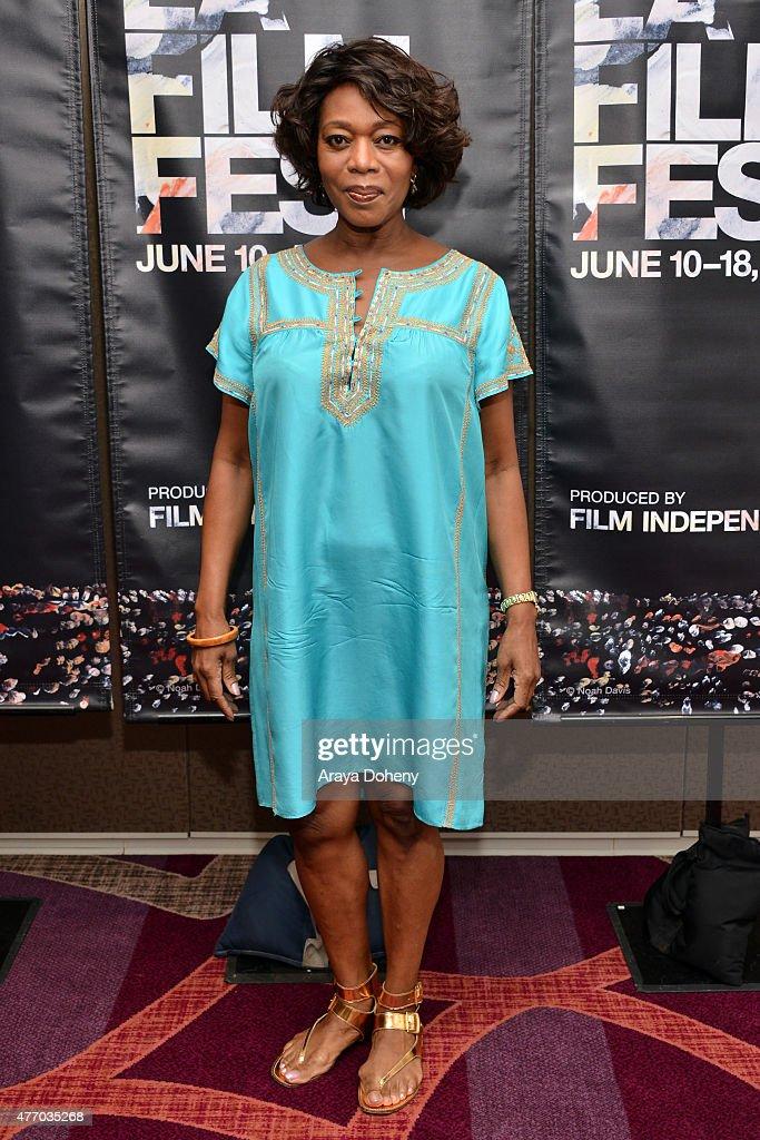 2015 Los Angeles Film Festival - Coffee Talks: Actors