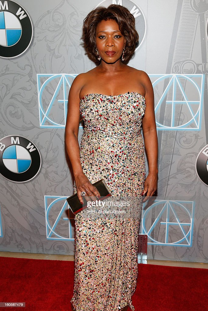 Actress Alfre Woodard attends the 17th Annual Art Directors Guild Awards For Excellence In Production Design at The Beverly Hilton Hotel on February 2, 2013 in Beverly Hills, California.