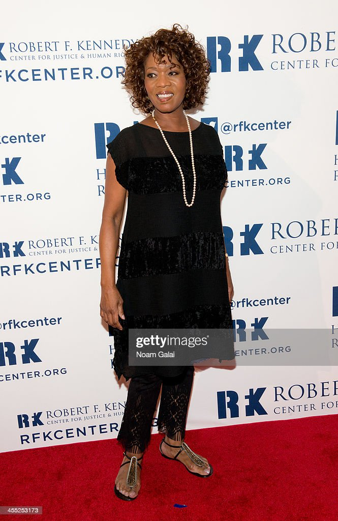 Actress Alfre Woodard attends the 2013 Ripple of Hope Awards Dinner at New York Hilton on December 11, 2013 in New York City.