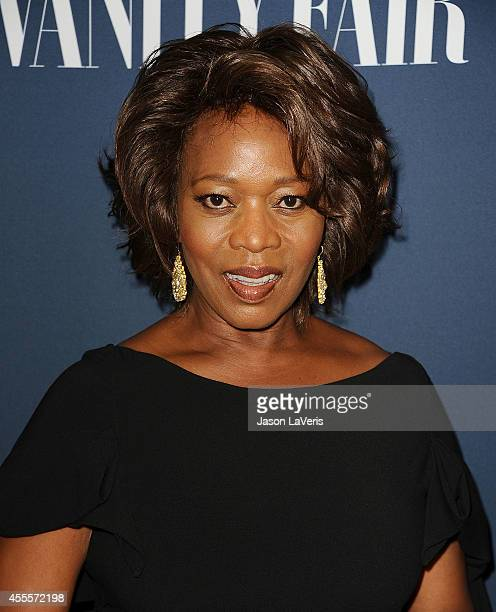 Actress Alfre Woodard attends the NBC Vanity Fair 2014 2015 TV season event at HYDE Sunset Kitchen Cocktails on September 16 2014 in West Hollywood...
