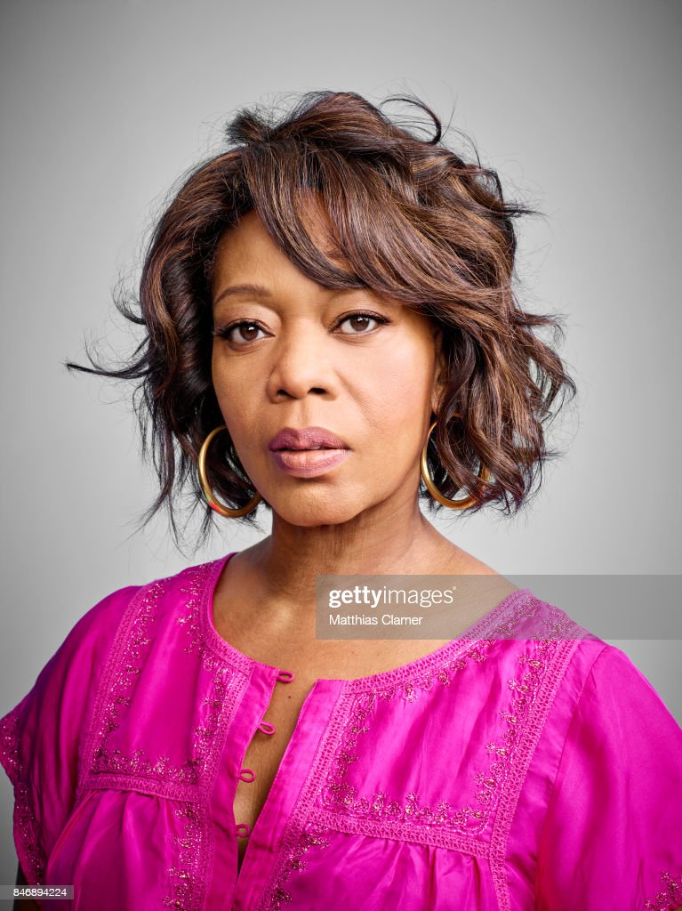 Actress Alfre Woodard from 'Marvels Luke Cage' is photographed for Entertainment Weekly Magazine on July 21, 2016 at Comic Con in the Hard Rock Hotel in San Diego, California.