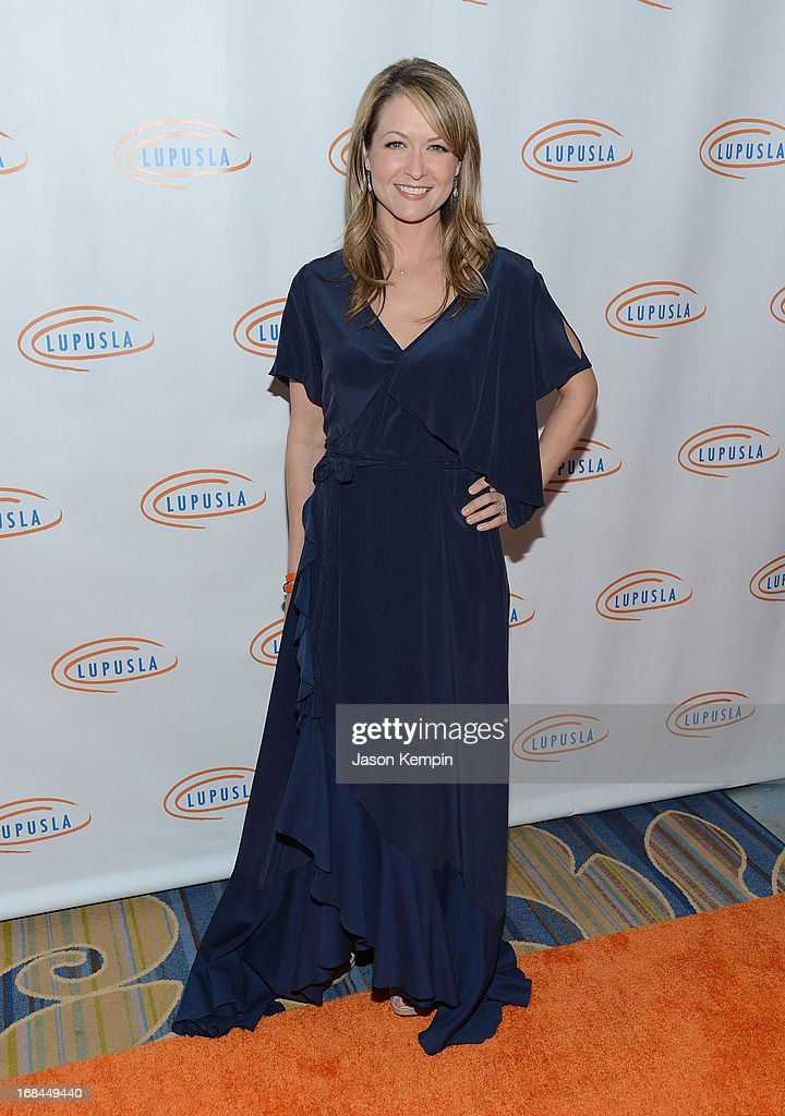 Actress Ali Hillis attends the 13th Annual Lupus LA Orange Ball at the Beverly Wilshire Four Seasons Hotel on May 9, 2013 in Beverly Hills, California.