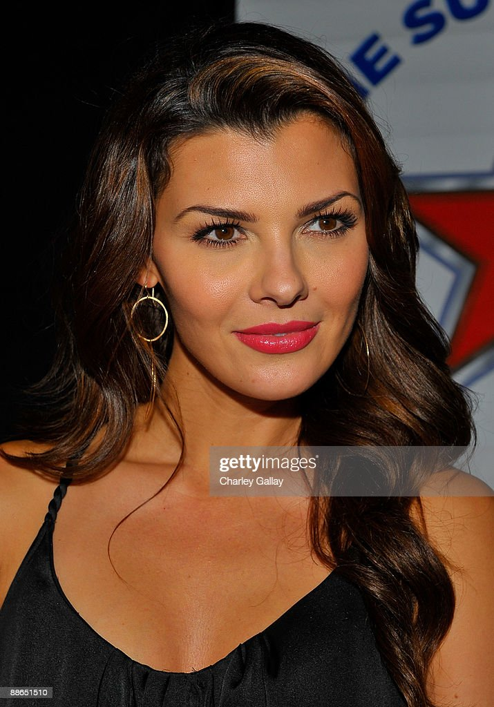 Actress Ali Landry attends ABC Television & Juma Entertainment's 'The Superstars' premiere party at Saddle Ranch on June 23, 2009 in Universal City, California.
