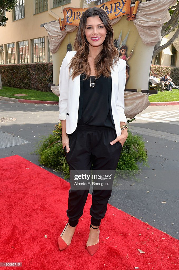 Actress <a gi-track='captionPersonalityLinkClicked' href=/galleries/search?phrase=Ali+Landry&family=editorial&specificpeople=543155 ng-click='$event.stopPropagation()'>Ali Landry</a> attends Disney's 'The Pirate Fairy' World Premiere at Walt Disney Studios on March 22, 2014 in Burbank, California. On Blu-ray and Digital HD April 1.
