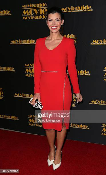 Actress Ali Landry attends the 22nd Annual Movieguide Awards Gala at the Universal Hilton Hotel on February 7 2014 in Universal City California