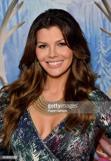 Actress Ali Landry attends the premiere of Walt Disney Animation Studios' 'Frozen'at the El Capitan Theatre on November 19 2013 in Hollywood...