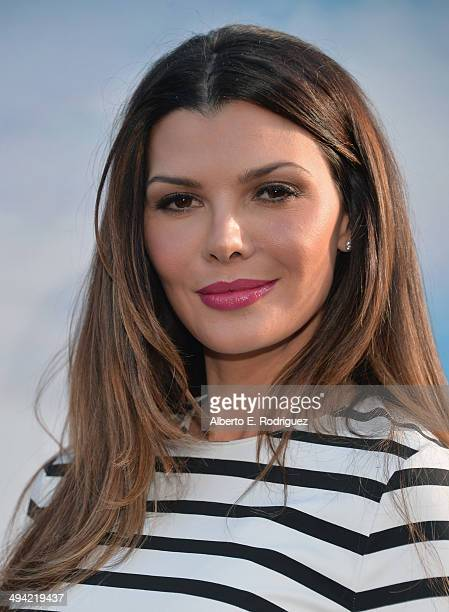 Actress Ali Landry attends the World Premiere of Disney's 'Maleficent' starring Angelina Jolie at the El Capitan Theatre on May 28 2014 in Hollywood...