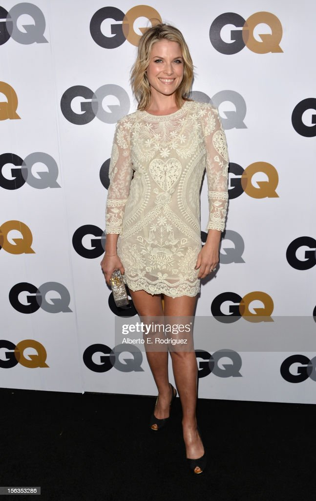 Actress Ali Larter arrives at the GQ Men of the Year Party at Chateau Marmont on November 13, 2012 in Los Angeles, California.