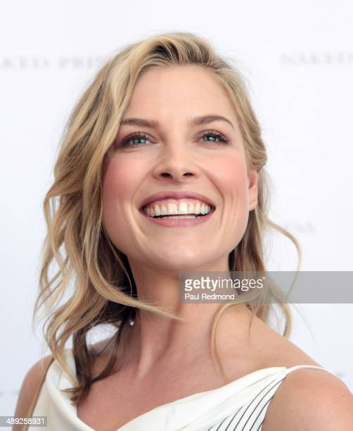 Actress Ali Larter arrives at the Grand Opening of the Naked Princess Store on May 10 2014 in West Hollywood California
