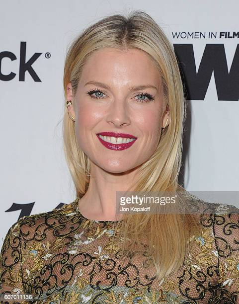 Actress Ali Larter arrives at Variety And Women In Film's PreEmmy Celebration at Gracias Madre on September 16 2016 in West Hollywood California