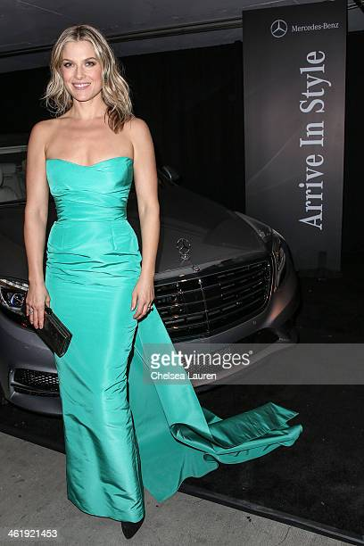 Actress Ali Larter arrives during MercedesBenz arrivals at The Art of Elysium's 7th annual HEAVEN gala on January 11 2014 in Los Angeles California