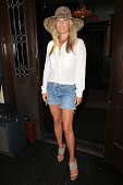 Actress Ali Larter attends Crab Cake LA on August 2 2015 in Los Angeles California
