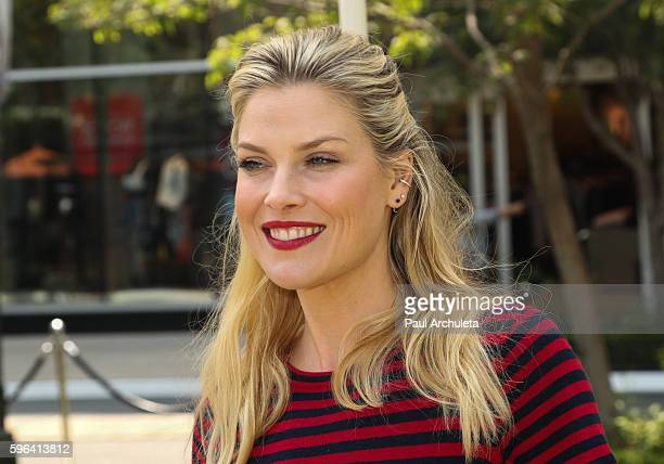 Actress Ali Larter attends the a2 Milk's Hello Bubbles Goodbye Troubles Event at The Americana at Brand on August 27 2016 in Glendale California