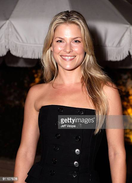 Actress Ali Larter attends The Art of Elysium HEAVEN Gala Committee Dinner hosted by Gilt Groupe at Sunset Tower on September 23 2009 in West...
