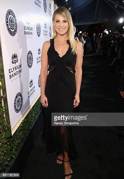 Actress Ali Larter attends The Art of Elysium presents Stevie Wonder's HEAVEN Celebrating the 10th Anniversary at Red Studios on January 7 2017 in...