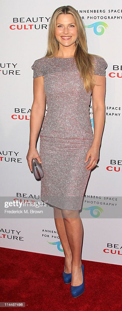 Actress Ali Larter attends the Opening Night of 'Beauty Culture' at The Annenberg Space For Photography on May 19, 2011 in Century City, California.