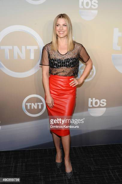 Actress Ali Larter attends the TBS / TNT Upfront 2014 at The Theater at Madison Square Garden on May 14 2014 in New York City 24674_002_0495JPG