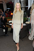 Actress Ali Larter wearing Max Mara attends Max Mara Celebrates Natalie Dormer The 2016 Women In Film Max Mara Face Of The Future at Chateau Marmont...