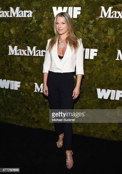 Actress Ali Larter wearing Max Mara attends The Max Mara 2015 Women In Film Face Of The Future event at Chateau Marmont on June 15 2015 in West...