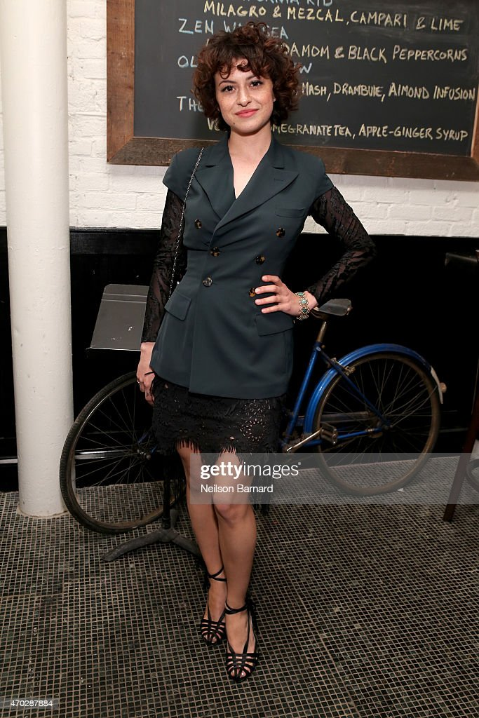 2015 Tribeca Film Festival 2015 After Party For Driftless Area, At Almond