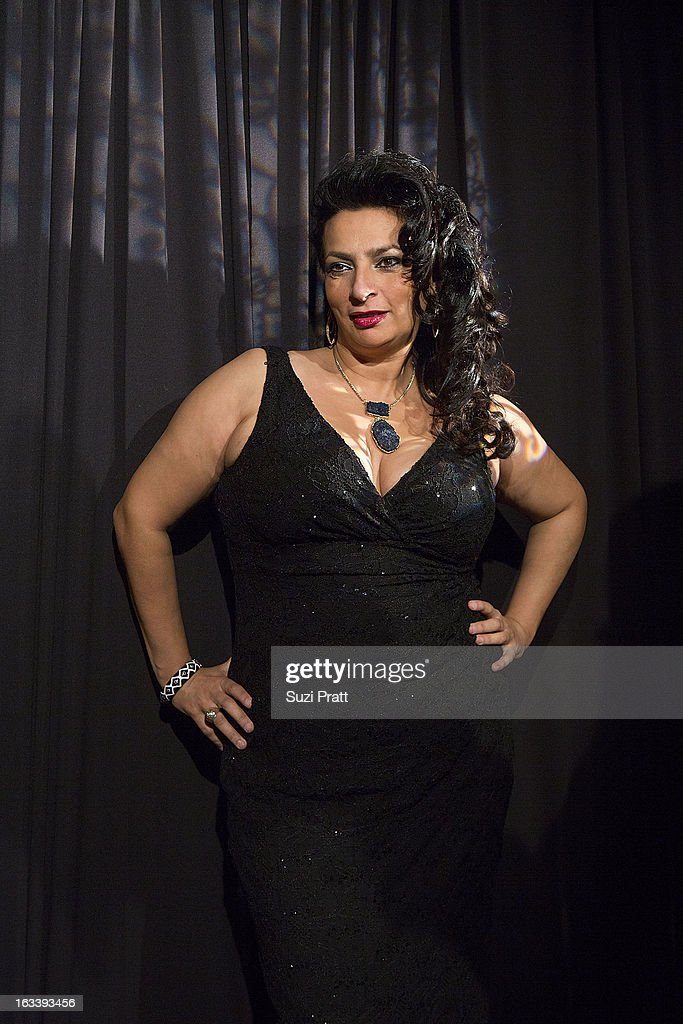 Actress Alice Amter at the Sodo Comes Alive event at Aston Manor on March 8, 2013 in Seattle, Washington.