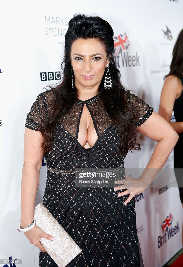 Actress <a gi-track='captionPersonalityLinkClicked' href=/galleries/search?phrase=Alice+Amter&family=editorial&specificpeople=3101721 ng-click='$event.stopPropagation()'>Alice Amter</a> attends BritWeek's 10th Anniversary VIP Reception & Gala at Fairmont Hotel on May 1, 2016 in Los Angeles, California.