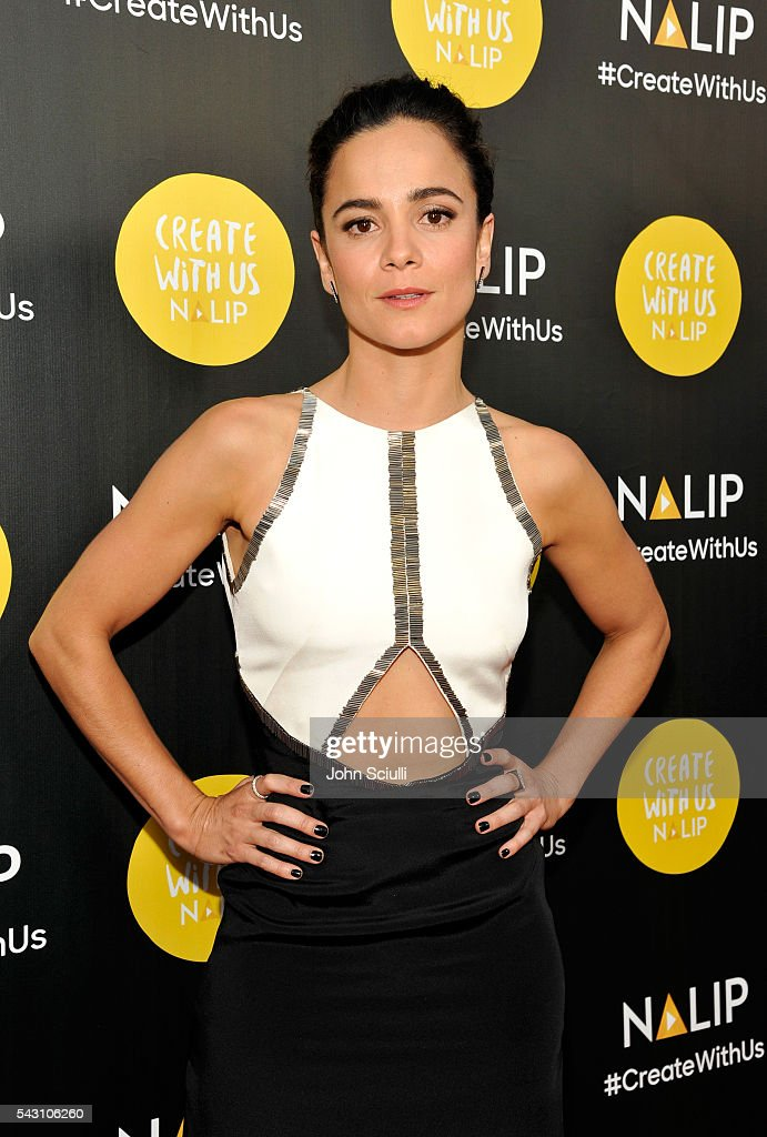 Actress Alice Braga attends the NALIP 2016 Latino Media Awards at Dolby Theatre on June 25, 2016 in Hollywood, California.