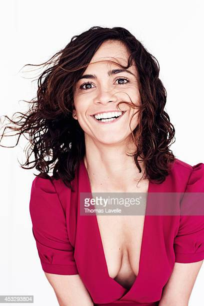 Actress Alice Braga is photographed for Self Assignment in Cannes France