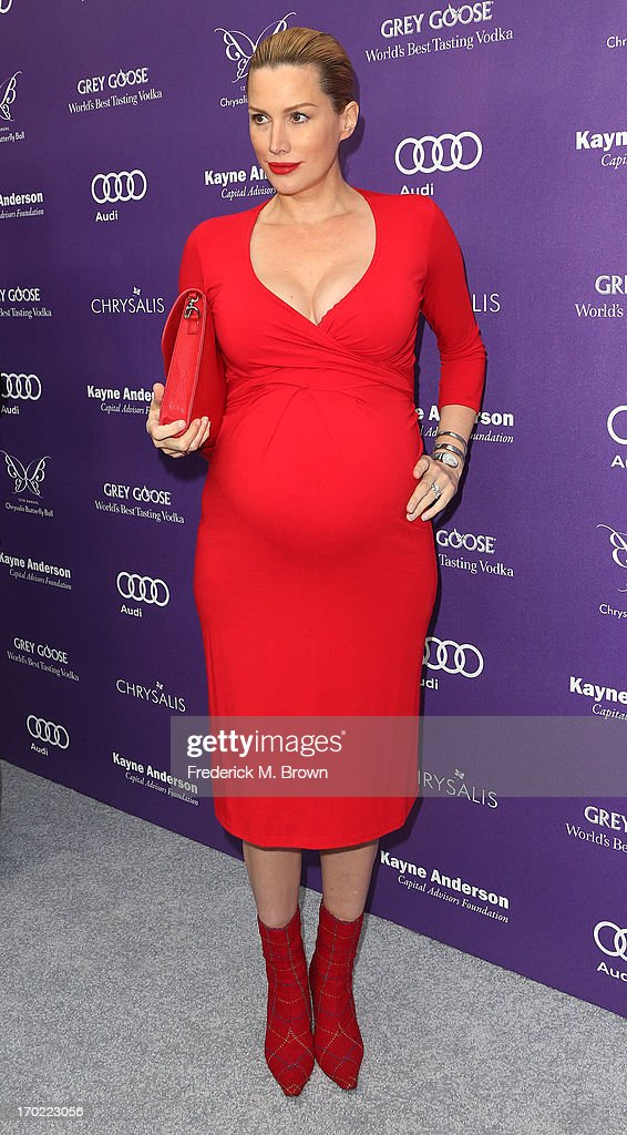 Actress Alice Evans attends the 12th Annual Chrysalis Butterfly Ball on June 8, 2013 in Los Angeles, California.
